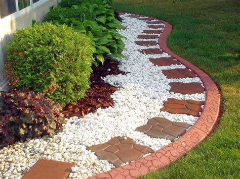 Garden Rock Ideas 18 Simple And Easy Rock Garden Ideas