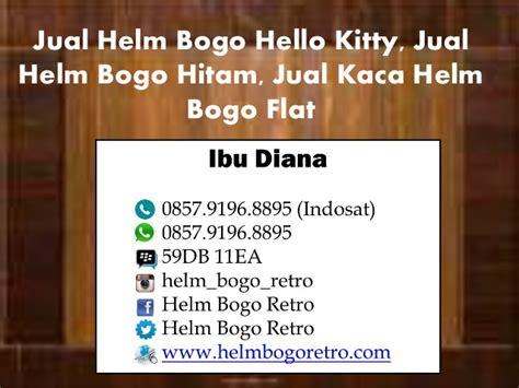 Helm Bogo Flat wa 62 857 9196 8895 indosat jual helm bogo hello jual helm