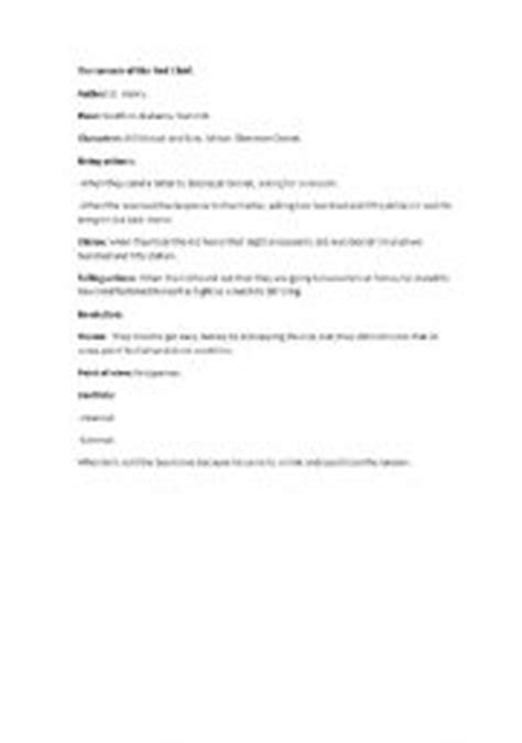 The Ransom Of Chief Worksheet Answers by Worksheets Ransom Of The Chief