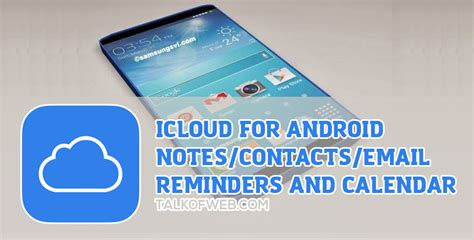 icloud app for android setup icloud for android just like an iphone