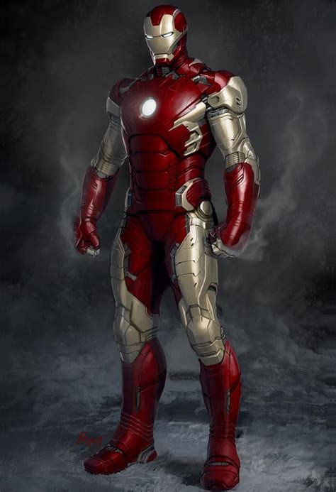 captain america by mark 1302908316 unseen concept art from iron man captain america avengers watchmen supercineverse com