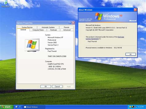 tutorial xp 3 2 2 buy microsoft windows xp pro corporate with sp2 feb 2007