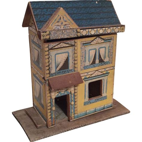 antique bliss dollhouse doll house sold on ruby lane