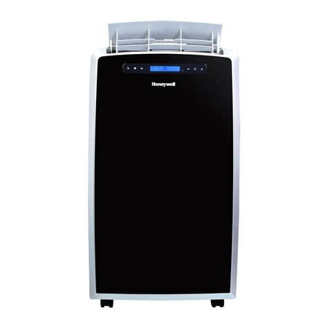portable room air conditioner lowes shop honeywell 14000 btu 550 sq ft 115 volt portable air conditioner at lowes