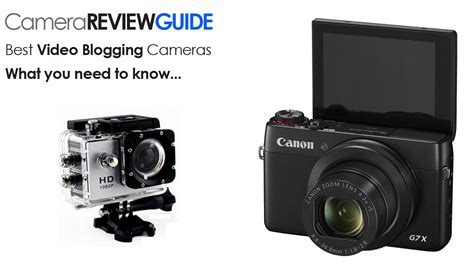 Best Vlogging Cameras   Camera Review Guide