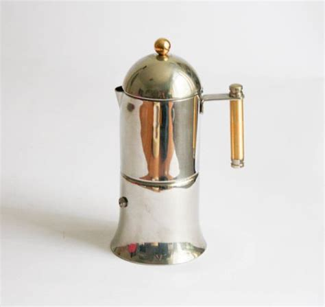 vintage coffee coffee maker and pots on