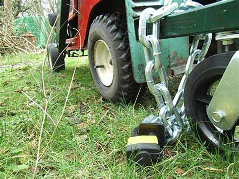 antivol u moto leclerc ancrages au sol pour le s 233 curit 233 224 le jardin