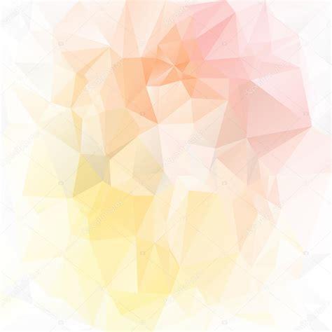 pastel peach pattern vector jaune mod 232 le mod 232 le triangulaire dans des