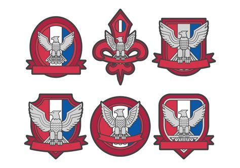 scout eagle eagle scout vector free vector stock
