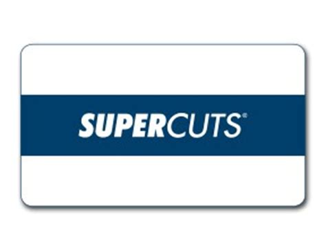 haircuts supercuts hair salon supercuts - Supercuts Gift Card