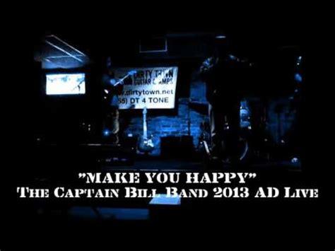 captain bill band   ad  rock  roll