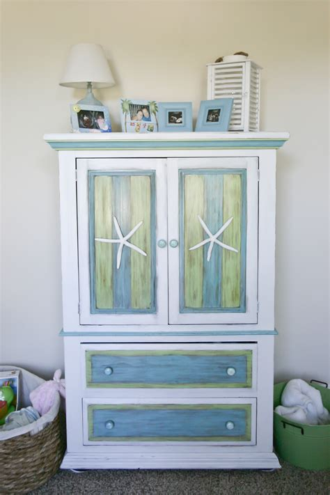 Color Wash Walls - sweet coastal baby nurseries nurseries ideas kidspace interiors