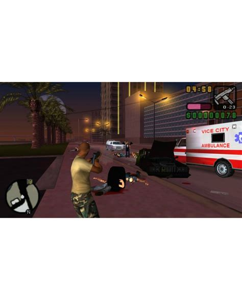 Grand Auto Vice City Game by Grand Theft Auto Vice City Stories Psp Game Mad Games