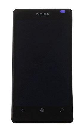 Lcd Nokia Lumia 800 Ori Fulset Cassing lcd displej nokia 800 lumia dotykov 225 plocha origin 193 l namobil cz
