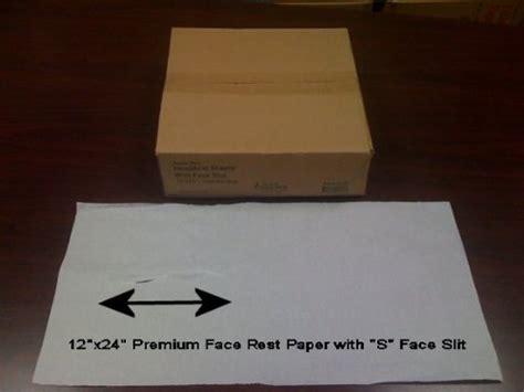 Pers Premium L 24 12 quot x24 quot premium paper with slit 1000pcs per box