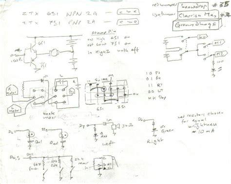 simple hurricane diagram drawing simple free engine