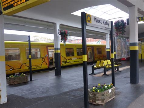 west kirby cheshire   stations