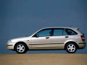 mazda 323 technical specifications and fuel economy