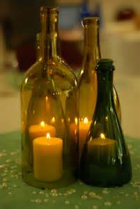 wine bottles for centerpieces wine bottle centerpieces by eowynmaid on deviantart