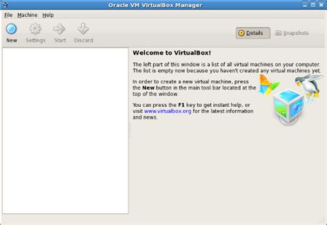 tutorial oracle virtual machine 6 3 creating a new virtual machine in virtualbox