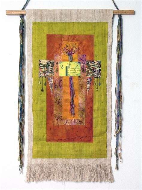 Mixed Media Quilts by Mixed Media Quilt Ideas For Design