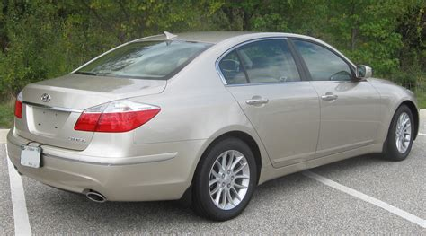 2008 Hyundai Genesis by 2008 Hyundai Genesis Pictures Information And Specs
