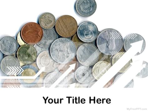 Free Money Powerpoint Templates Themes Ppt Powerpoint Challenge Coin Template