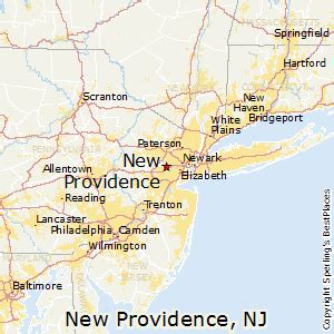 map of new providence best places to live in new providence new jersey