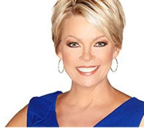 former qvc host with short blonde hair it s all about the hair on pinterest short blonde short