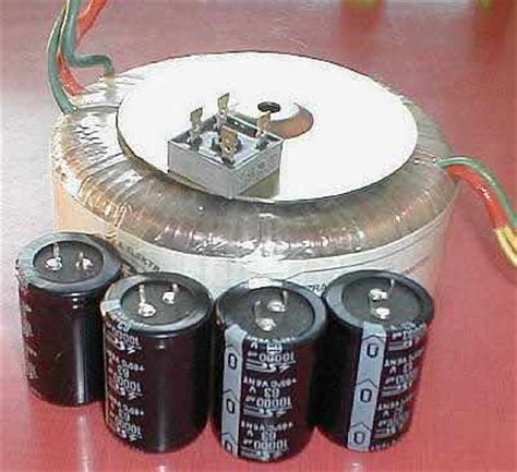 lifier power supply capacitors solid state power lifier supply part 1