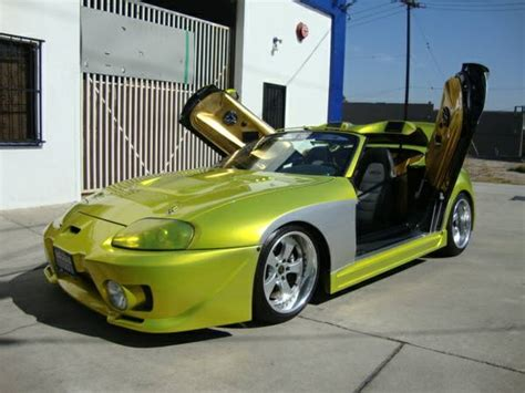 ricer supra sacrilege sunday the ultimate riced supra goes up for
