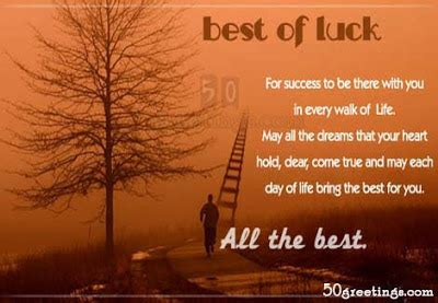 All New Quot luck on your new journey quotes quotesgram