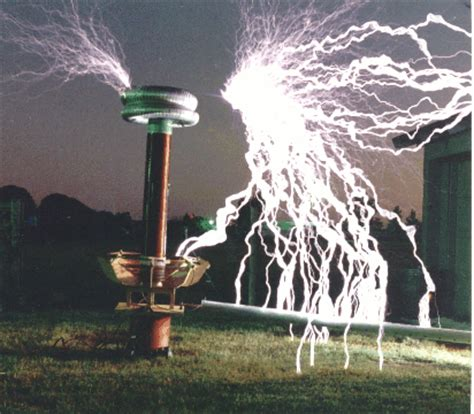 Tesla Experiment Nikola Tesla The Great Serbian American Inventor