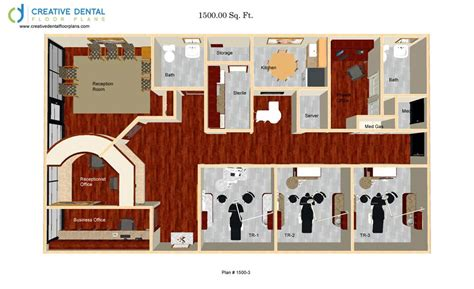 Floor Plan Of A Shopping Mall by Creative Dental Floor Plans General Dentist Floor Plans