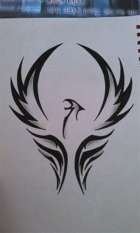 fenix tattoo fenix by secarithehalfblood on deviantart