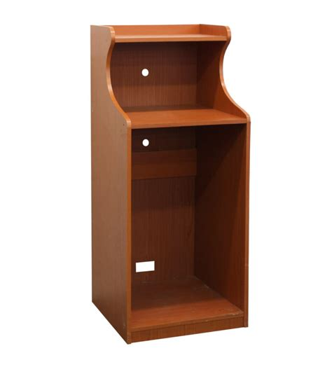 Cabinet For Mini Refrigerator by Furniture Brown Polished Wooden Mini Fridge And Microwave