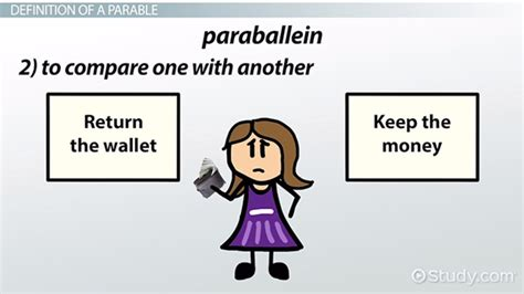 literature definition parable in literature definition exles