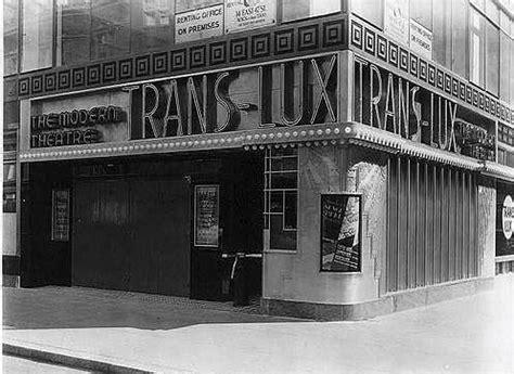 trans lux modern theatre   york ny cinema treasures