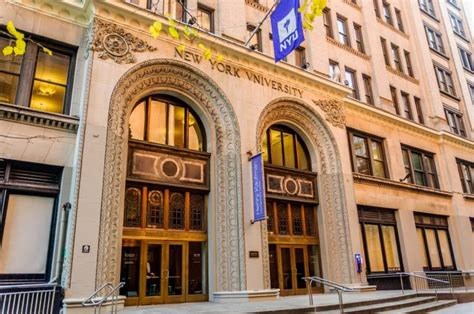 Nyu Mba Ranking 2017 by Nyu To Lay Faculty Amid Professional Studies Program