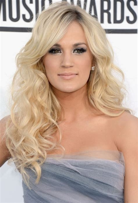 curly hairstyles with side bangs long curly hairstyle with side bangs for 2013 hairstyles