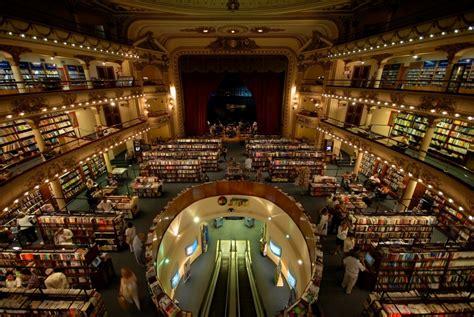 libreria bookshop el ateneo grand and splendid bookstore in argentina