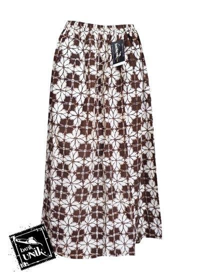 Celana Panjang Motif Sarung 8 celana batik sarung panjang motif batik jogja klasik bawahan rok murah batikunik