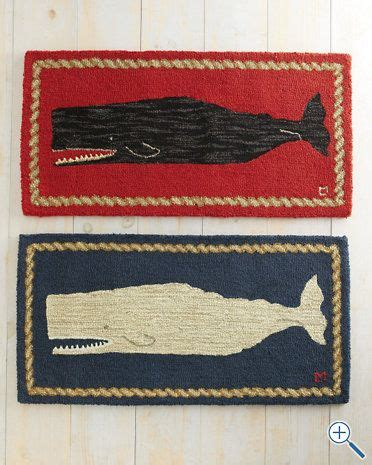 whale rug whale hooked wool rug available at garnet hill dolphins mermaids whales