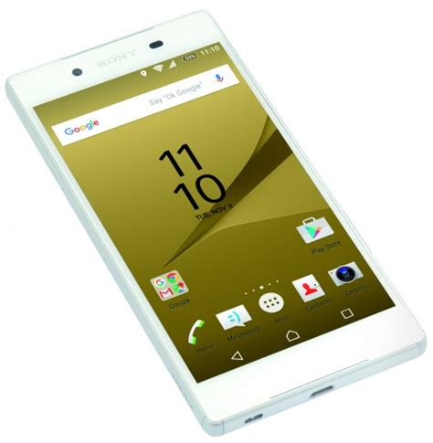 Hp Android Sony Xperia Z5 sony xperia z5 android smartphone review notebookreview
