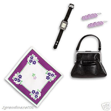 Accessorizes I Purse by American Ruthie Accessories Nib Purse Barrett