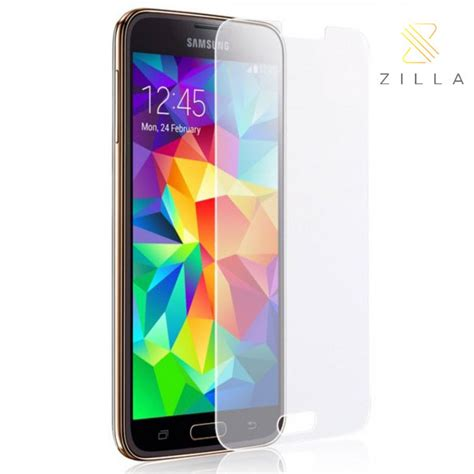 Zilla Tempered Glass 0 26mm For Samsung Galaxy Promo zilla 2 5d tempered glass curved edge 9h 0 26mm for samsung galaxy s5 jakartanotebook