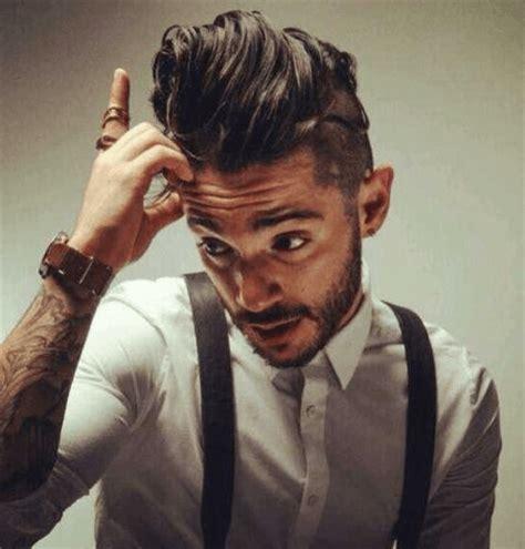 【オールバック】ポンパドールを取り入れたハンサムなヘアスタイル | vokka [ヴォッカ]