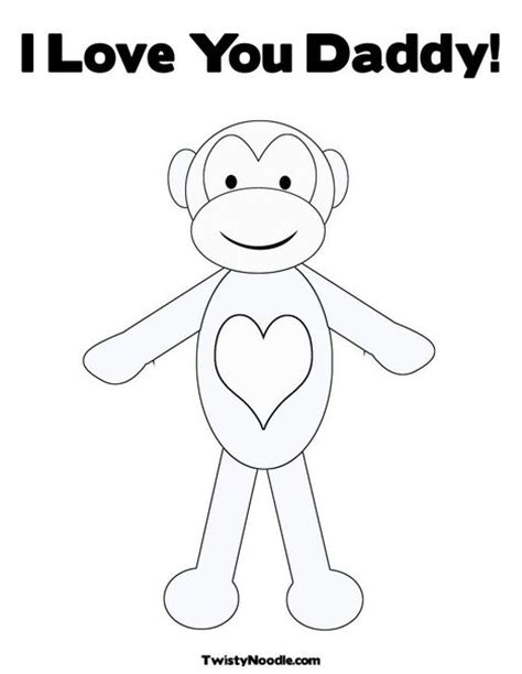 coloring pages sock monkey girl sock monkey free coloring pages