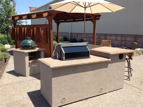 custom backyard grills triyae com custom outdoor smokers various design