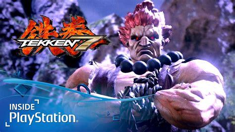 Kaset Ps4 Tekken 7 tekken 7 ps4 gameplay akuma angespielt